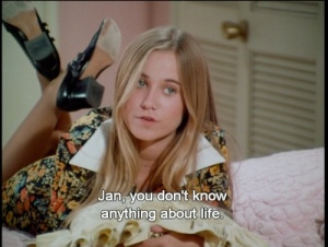 Well, as a lifelong Jan, maybe I DO know EVERYTHING about the world!